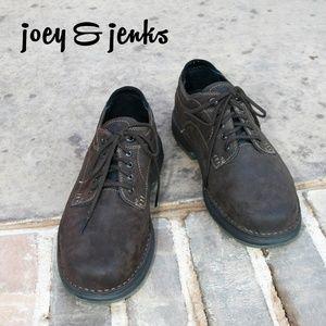 Men's Timberland Brown Leather Smart Comfort Sz 10